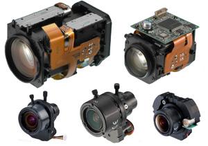Tamron Board Mount Lenses