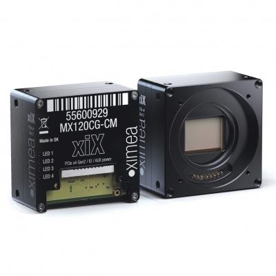 Ximea xiX PCIe MX120CG-CM