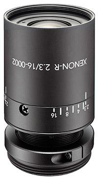 Schneider Optics Xenon-Ruby 2.2/16MM