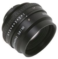 Schneider Optics Macro Componon-S 2.8/50MM