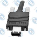 1394a 6 Pin w/Thumbscrews