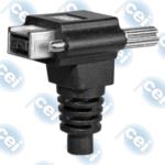 1394b 9 Pin R/A UP