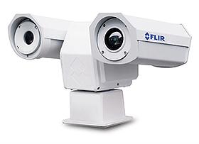 Flir Thermal Imaging Dual-Sensor Triton A310PT 6° (9HZ) NTSC