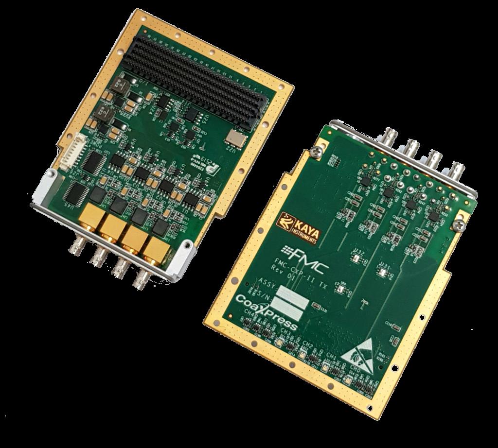 KAYA Instruments FMC CXP Card KY-FMC-II-CXP-4R