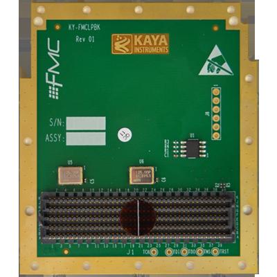 KAYA Instruments FMC Loopback Test Board KY-FMCLPBK