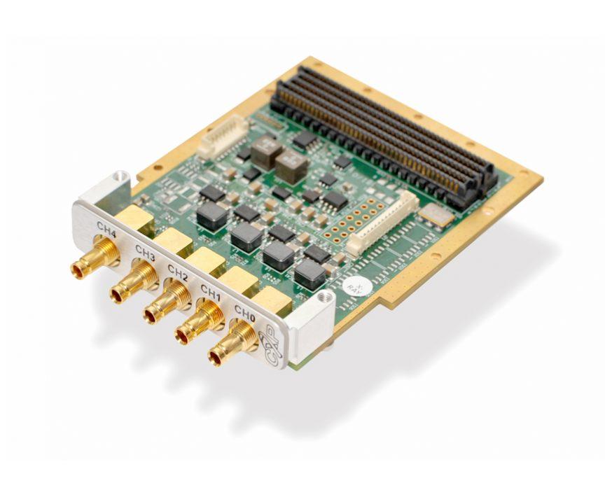 KAYA Instruments FMC CXP Card KY-FMC-CXP-4R1T