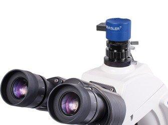Basler PowerPack for Microscopy Pulse 1.2 MP-Photo-1