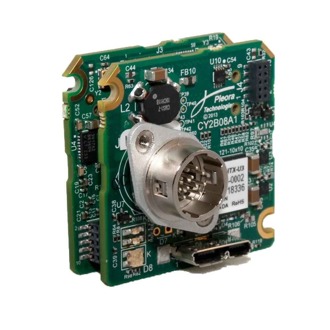 Pleora Embedded Video Interface iPORT NTx-U3