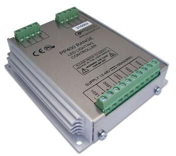 Gardasoft LED Pulse Controller PP400