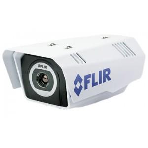 Flir Elara FC Series Fixed Network Thermal Camera FC-645R, 640X480 45° FOV NTSC