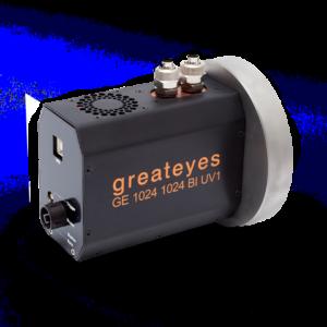 Greateyes VUV EUV X-ray Camera GE 1024 256 BI UV1-Photo-2