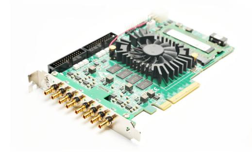 KAYA Instruments Komodo 8CH CoaXPress KY-FGK-801